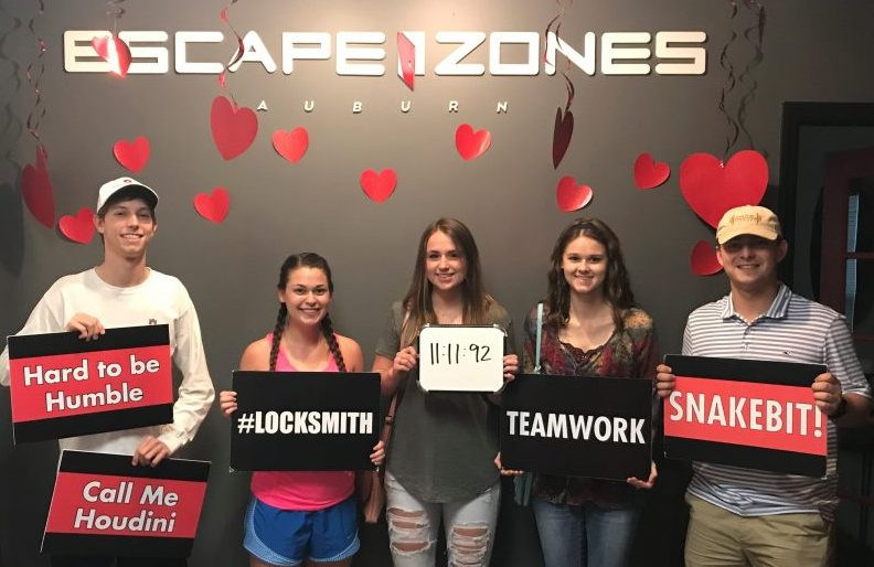 Escape Zones 2018